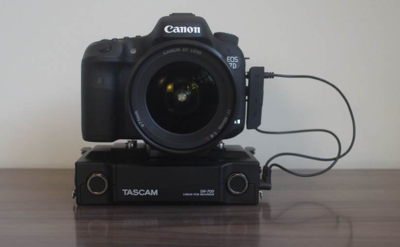 Tascam DR-70D Review + How It's Useful in Video Production – Sam Mallery