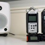 Audio Test: Tascam DR-70D vs. Zoom H4n vs. Tascam DR-40