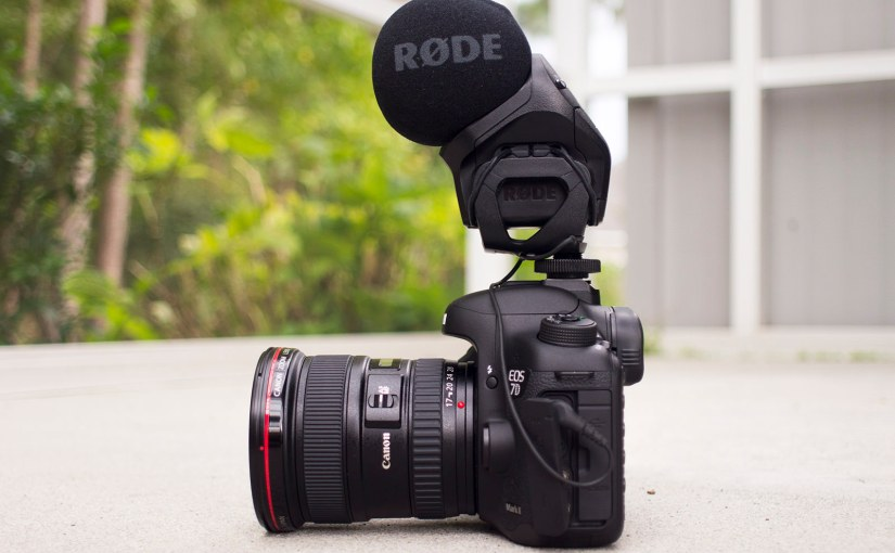 Hands-on Review of the Rode Stereo VideoMic Pro – Sam Mallery