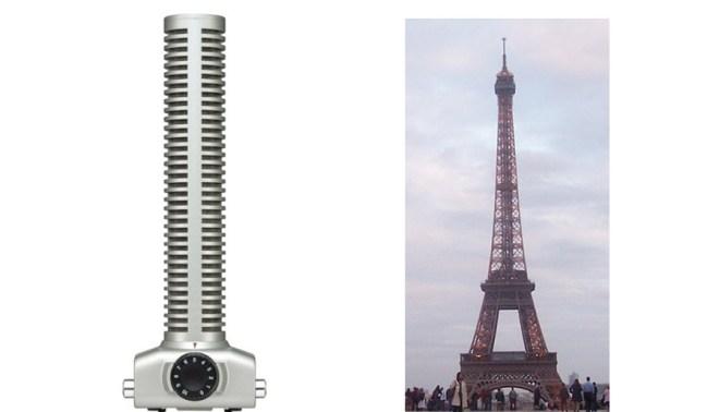 Zoom SGH6 Shotgun in Paris