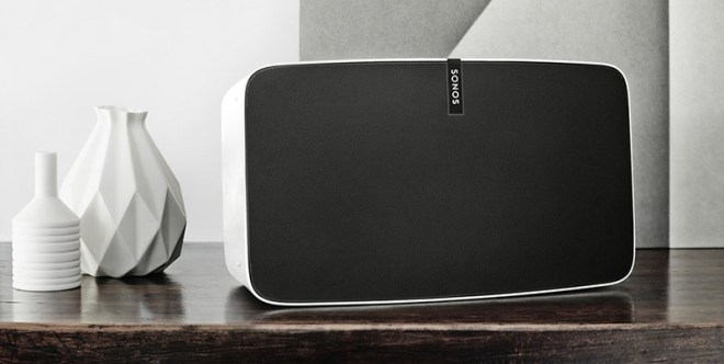 The Sonos PLAY:5 2nd generation smart speaker