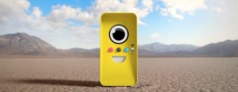 Snapbot vending machine