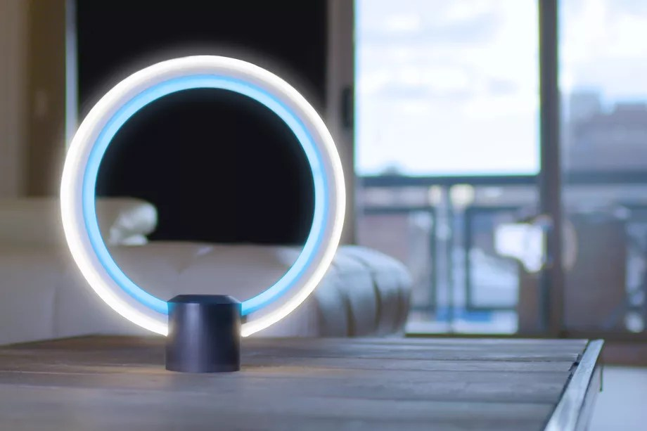 GE Ring Lamp with Alexa
