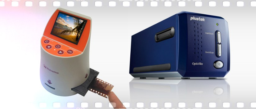 The best film scanners