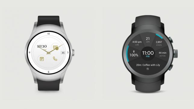 Verizon Wear24 and LG Watch Sport smart watches