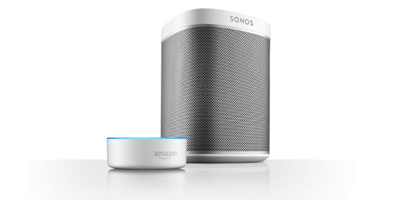 How to control Sonos with an Amazon Echo