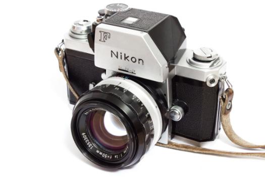 The Nikon F 35mm SLR