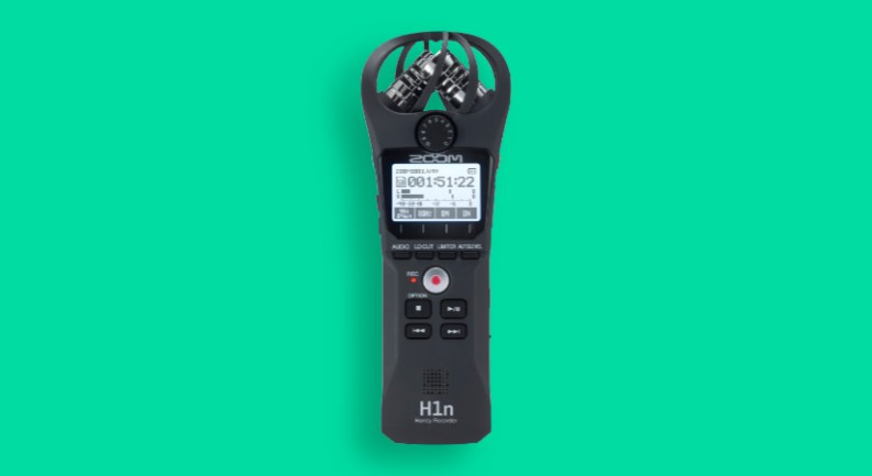 First thoughts on the new Zoom H1n audio recorder – Sam Mallery