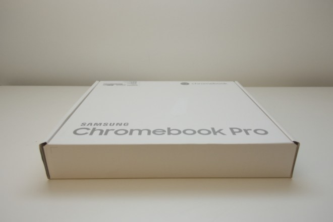 Using a Samsung Chromebook Pro after years of MacBook Pro