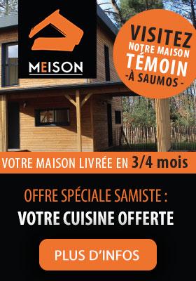 Meison Constructeur de maisons passives en gironde