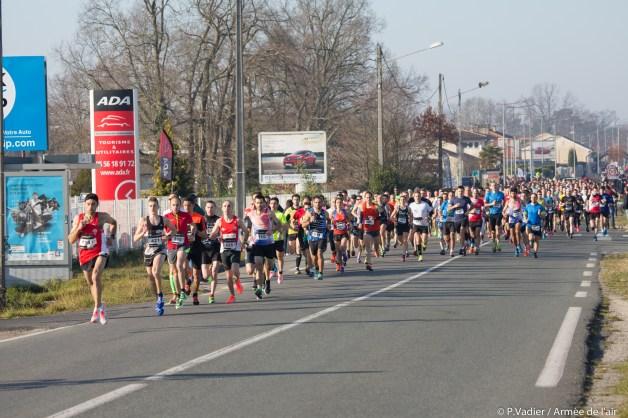 5 et 10 km de Beutre, dans le cadre du lien Armées-Nation