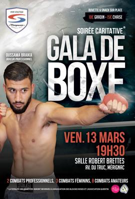Boxe Gala