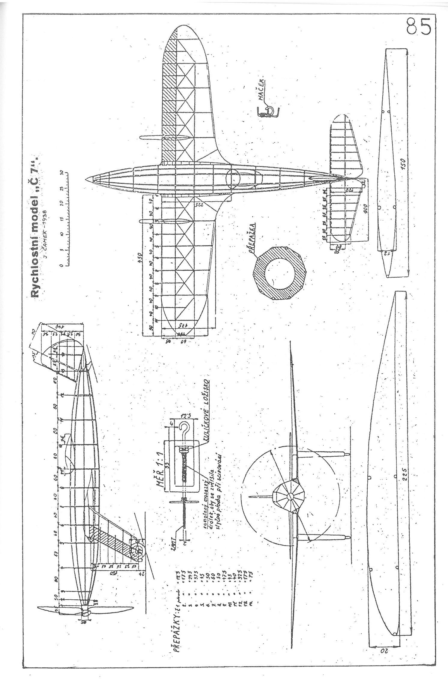 Outerzone Free Plans Collection Of Free Vintage Model