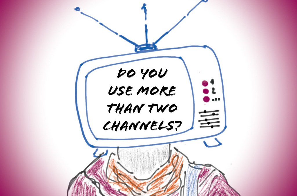 More than two channels?