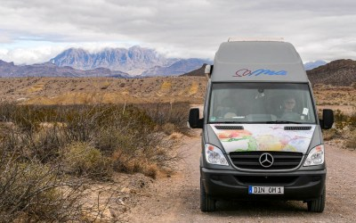 In the middle of nowhere – Chihuahuan Dessert!