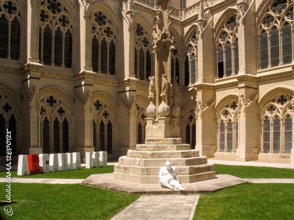 Im Museum der Kathedrale in Burgos