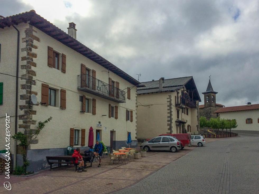 25. Tag: Viscarret Guerendiain - Puenta-La-Reina (Spanien) / 66 km