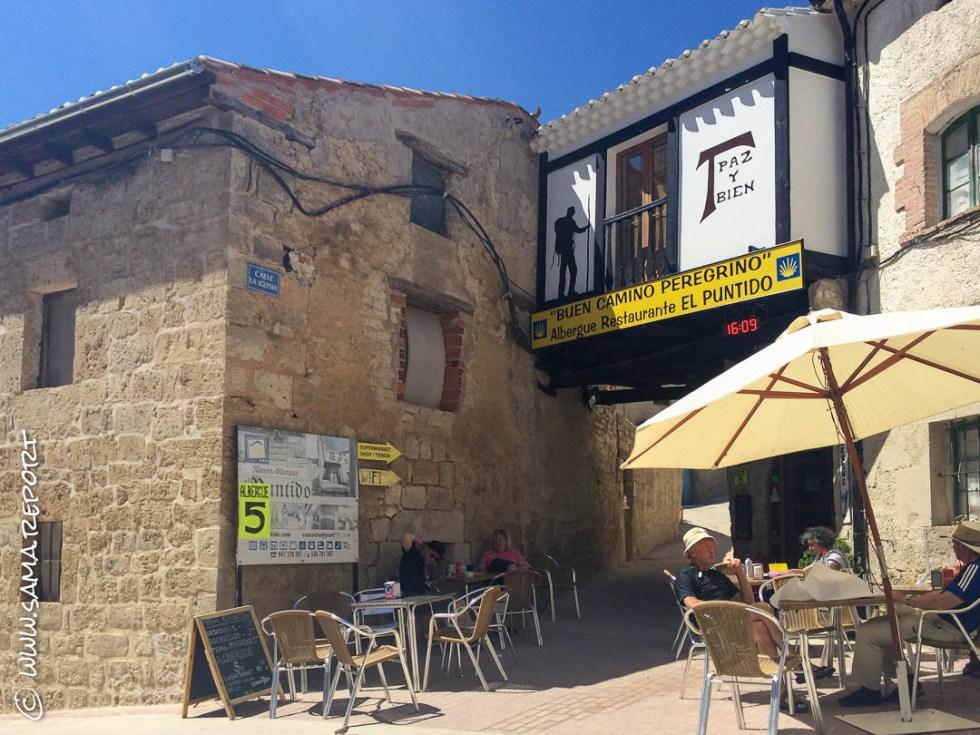 29. Tag: Burgos - Hontanas (Spanien)