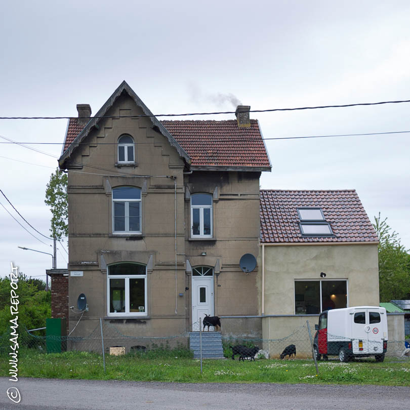 4. Tag: Namur (Belgien) - Louvroil (Frankreich)
