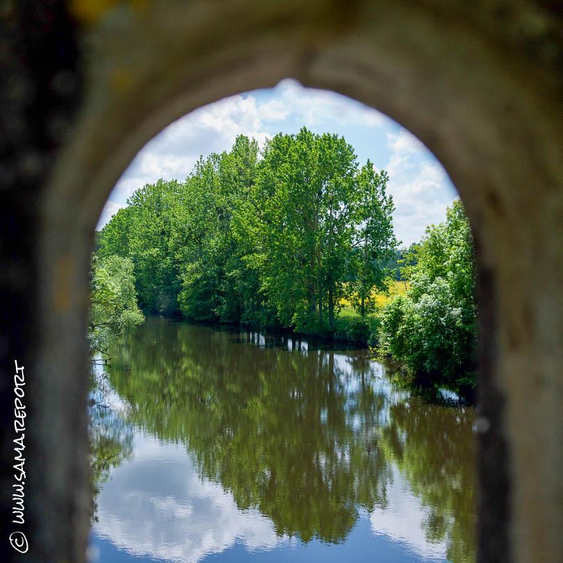 17. Tag: Tourmon Saint Martin - L'Isle Jourdain (Frankreich)