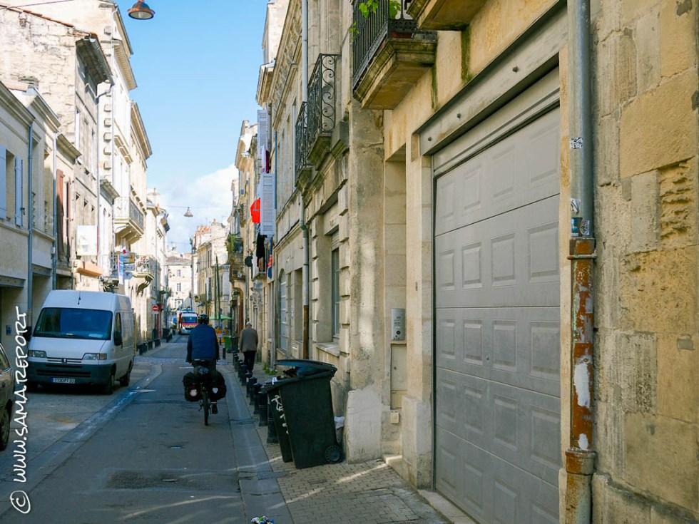 20. Tag: Agouleme - Sanguinet (Frankreich)