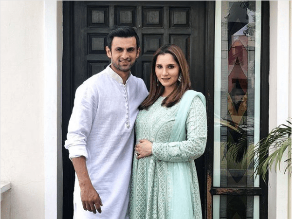 Parents-to-be Sania Mirza and Shoaib Malik share Eid photos
