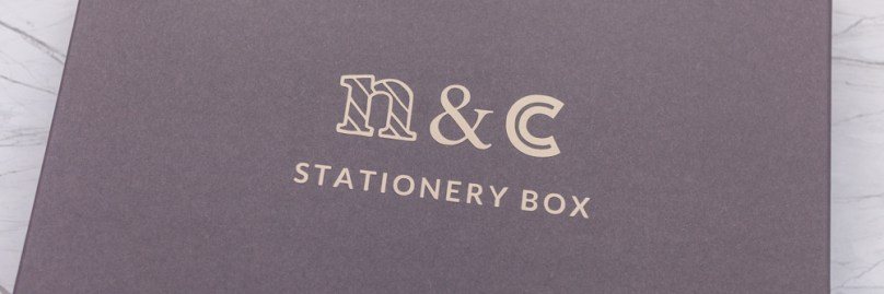 Notes & Clips Stationery Boxes