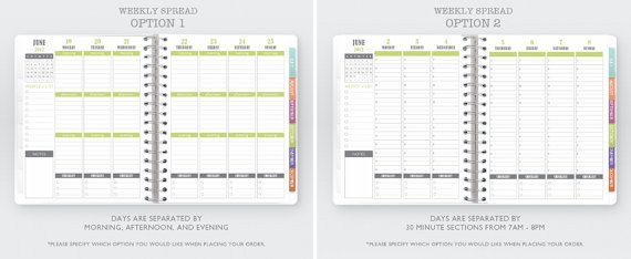 An alternative to the erin condren life planner teaching sam and scout planner2 fandeluxe Choice Image