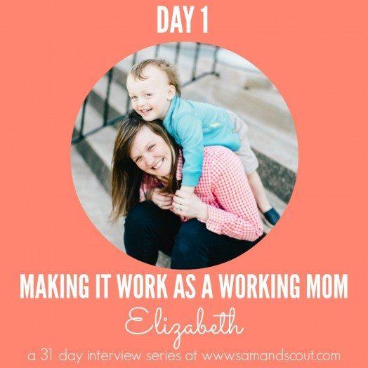 Day 1 - Elizabeth