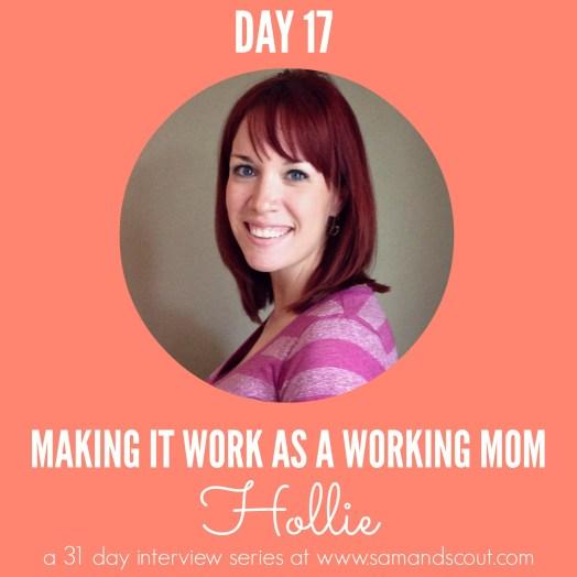 Day 17 - Hollie