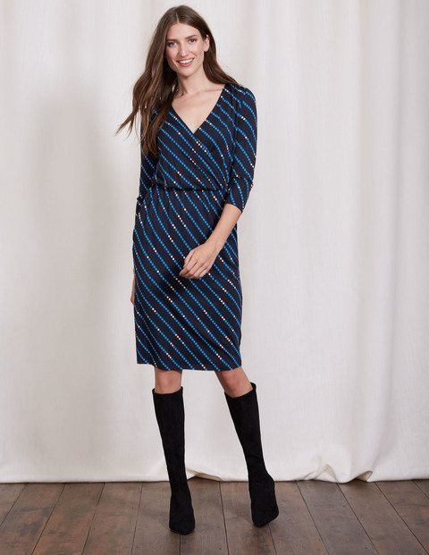 "Cressida Dress (Boden recommends wearing a cami under it to prevent ""peekaboo moments.)"