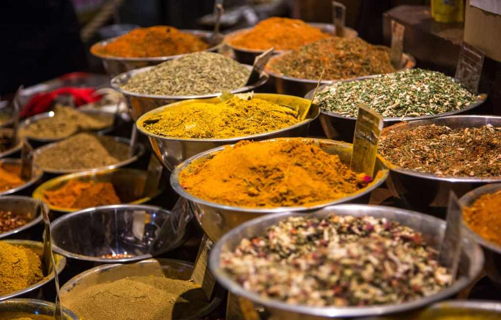 Indian Food. The Perfect Option For Spice-Loving Vegans.
