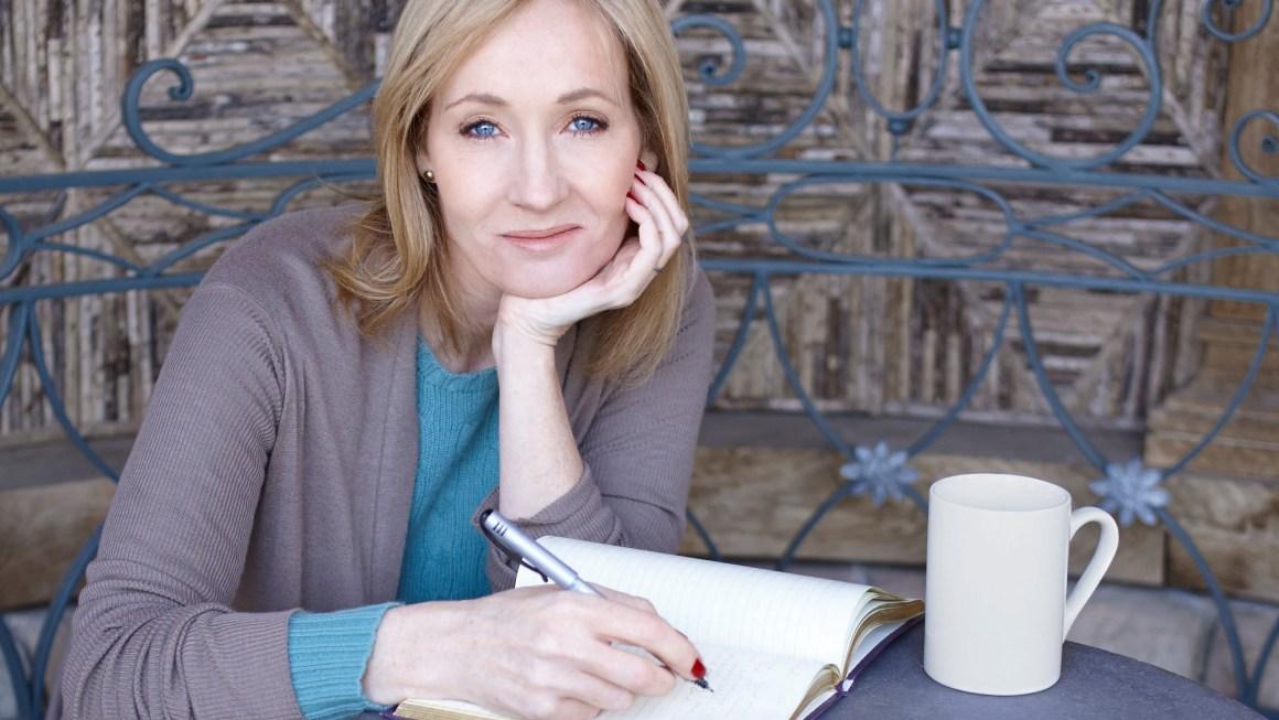 J.K. Rowling's Wisdom On Hitting Rock Bottom Helped Me During My Darkest Hours