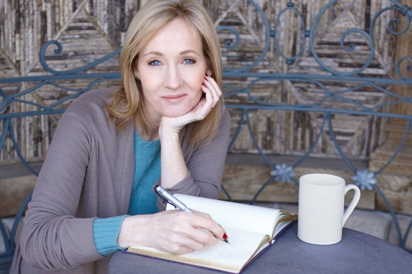 J.K. Rowling's Wisdom On Hitting Rock Bottom Helped Me During My Darkest Hours