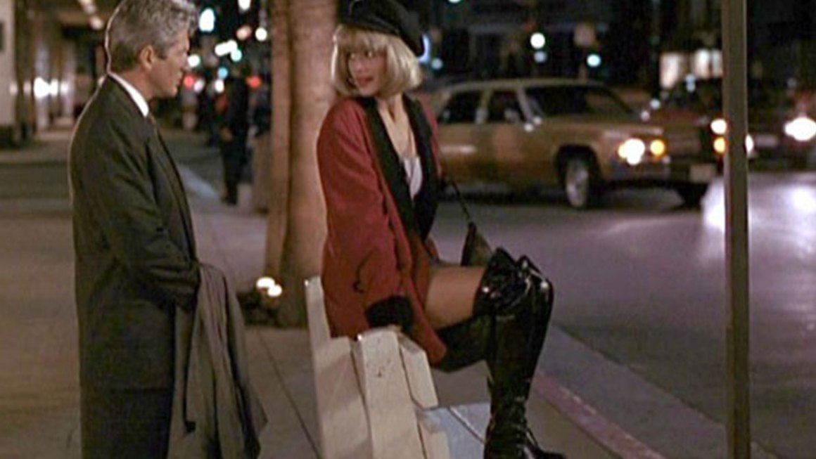 Pretty Woman. The Hollywood Film That Romanticised Prostitution.