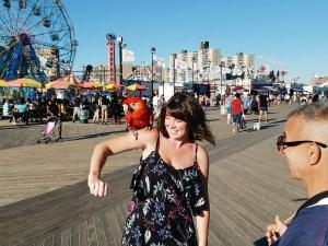 Samantha Hartman - Coney Island, NY