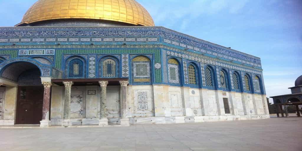 Holy Muslim Sites in Israel