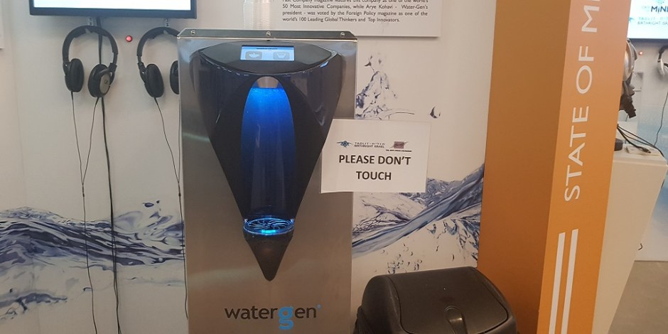 WaterGen Israeli Innovations Are Saving the World!