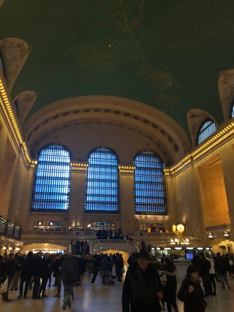 Grand Central Terminal in NYC