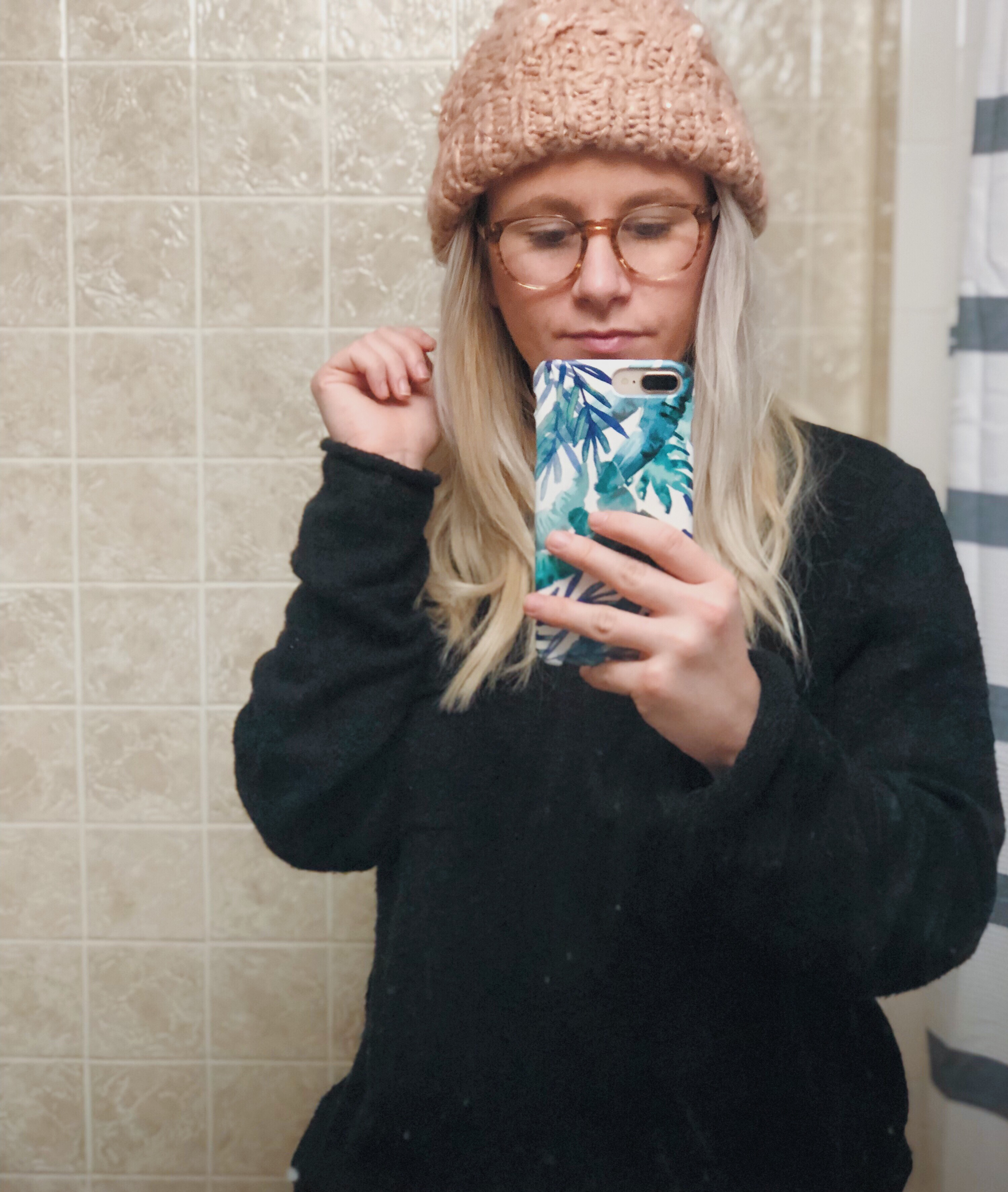 Warby Parker Home Try-On   Percent Chestnut Crystal