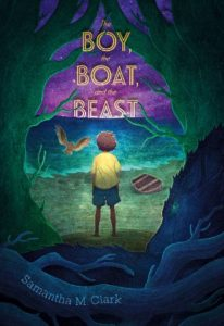 The Boy, The Boat, and The Beast bookcover