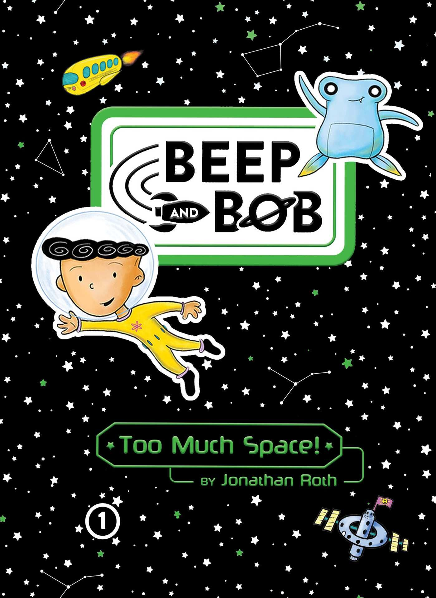Beep and Bob: Too Much Space