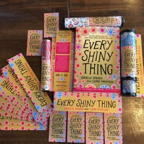 EVERY SHINY THING goodies