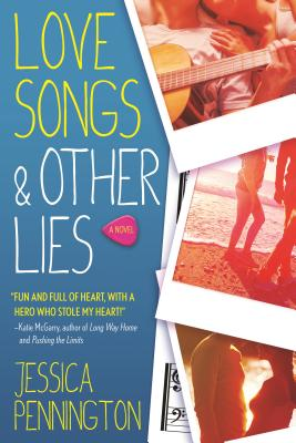 LOVE SONGS OTHER LIES by Jessica Pennington