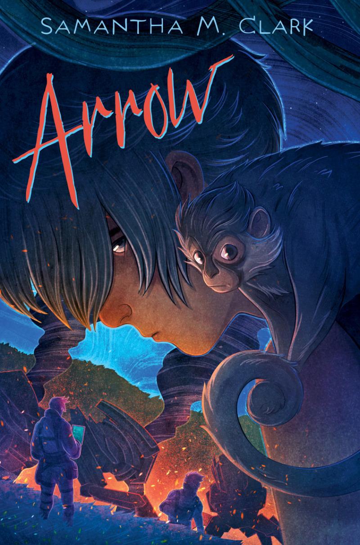 ARROW by Samantha M Clark