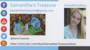 Samanthastreasurebusinesscardfront