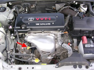 How to maintain your engine: steps with photos