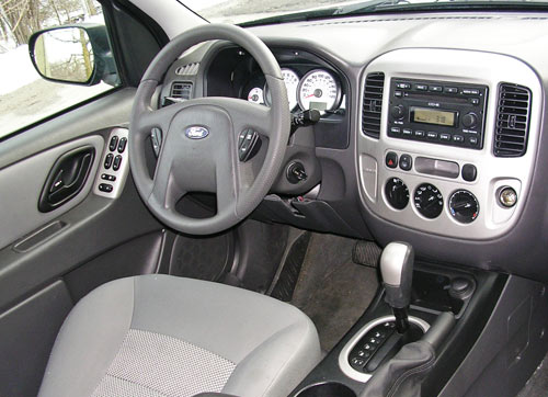 2005 Ford Escape Interior Decoratingspecialcom