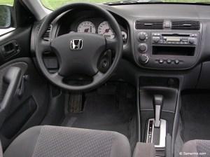 20012005 Honda Civic: problems, engine, timing belt intervals, fuel economy
