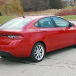 Dodge Dart 2013 2016 Problems Fuel Economy Driving Experience Photos
